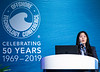 Cheng Ting speaks during Technical Sessions: Smart Materials