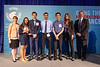 Students and presenters during OTC Energy Challenge