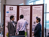 Attendees during University R&D Showcase