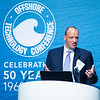 Douglas Wiles speaks during Afternoon Panel and Technical Sessions: Phased Deepwater Field Developments
