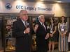 Former OTC Chairmen speak during Legacy Showcase Dedication