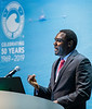 Ikpoto Udoh speaks during Technical Sessions: Technical Advances for Cost Reduction of Offshore Wind Energy