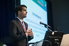 Jorel Anjos presents during Technical Sessions: Offshore Decommissioning or Life Extension