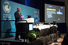 CEO, Transocean, Jeremy Thigpen, presents during Topical Luncheon: Future of the Drilling Rig