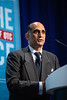 Sandeep Khurana speaks during Morning Panel and Technical Session: Coming to Americas