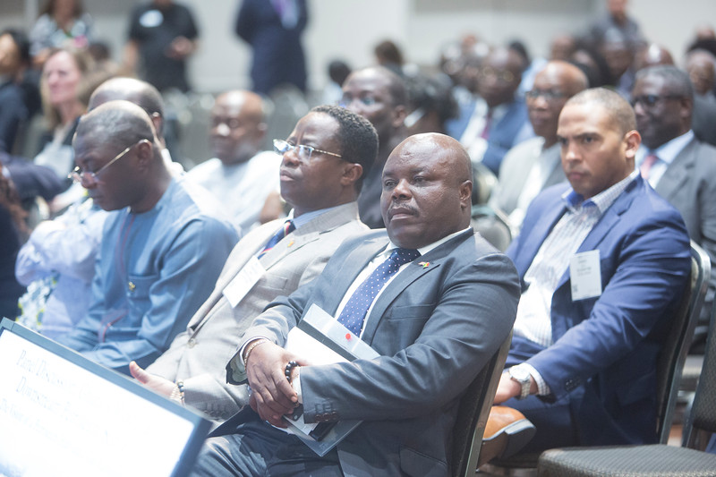 Pannelists during Around the World Series | Ghana