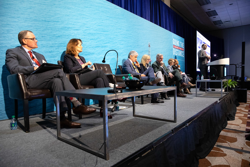 Panelists during Morning Panel and Technical Session: Coming to Americas