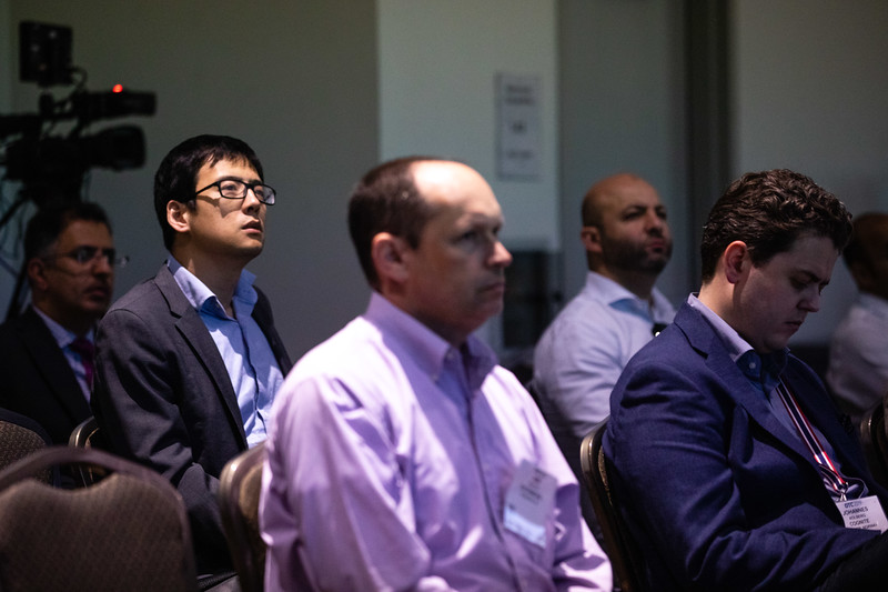Attendees during Technical Sessions: Advances in Fluid Flow and Thermal Behavior Modeling for Flow Assurance Engineering