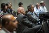 Attendees during Technical Sessions: New Developments in Gas Hydrate Production