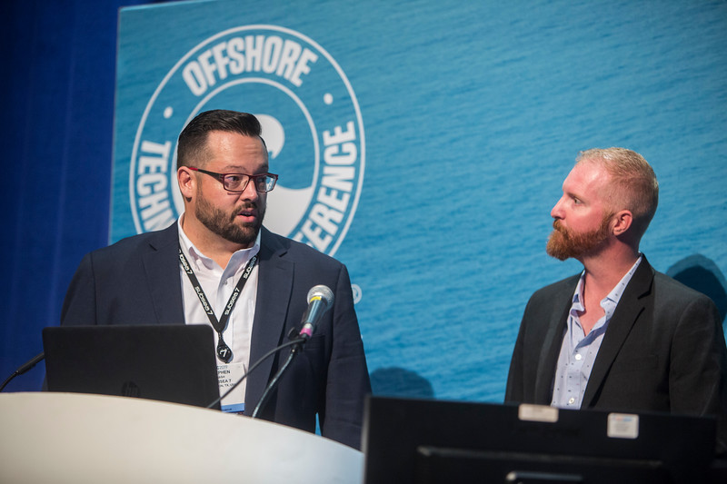 Phillip Luce & Stephen Nash present during Morning Panel and Technical Session: Innovation and Technology for Cost Effective Subsea Processing