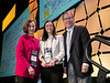 Celina Kleer, MD speaks during 2019 AACR OUTSTANDING INVESTIGATOR AWARD FOR BREAST CANCER RESEARCH