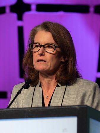 Elizabeth A. Mittendorf, MD, PhD speaks during MINI-SYMPOSIUM 1