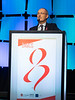 Matthew J. Ellis,  MB BChir, BSc, PhD, FRCP speaks during the SUSAN G. KOMEN® BRINKER AWARD FOR SCIENTIFIC DISTINCTION IN BASIC SCIENCE