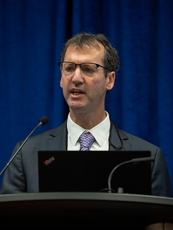 Ian Krop MD, PhD, discusses New HER2 Antibody-drug Conjugate Yielded Promising Clinical Responsesin Breast Cancer Patients Pretreated with T-DM1 during Opening Press Conference