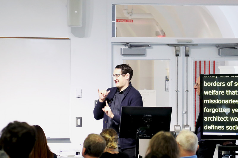 Jeffrey Mansfield, Design Director, MASS Design Group