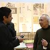 Mustafa Faruki talked with Hiroaki Hata