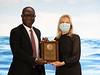 Egina - 2020 Duistinguished Acheivement Award Special Citation- Distinguished Achievement Awards Event Reception
