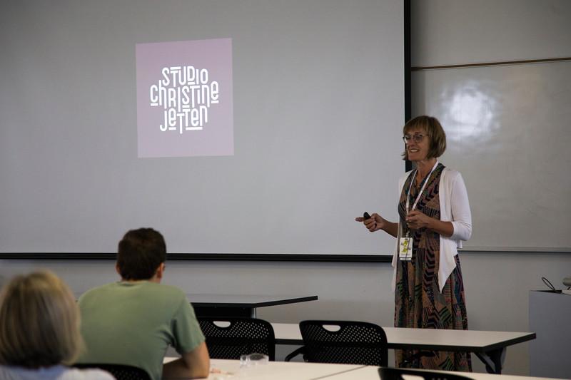Lecture by Christine Jetten Glaze Artist, Owner, Studio Christine Jetten