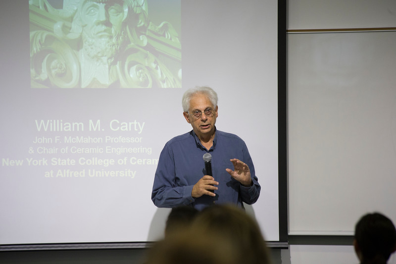 Introductory Comments for Carty lecture by Mitchell Bring
