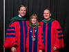 Valentine, Walsh and Chazal Convocation