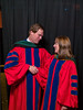 Valentine and Walsh Convocation