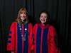 Mary Norine Walsh and Nanette Wenger Convocation