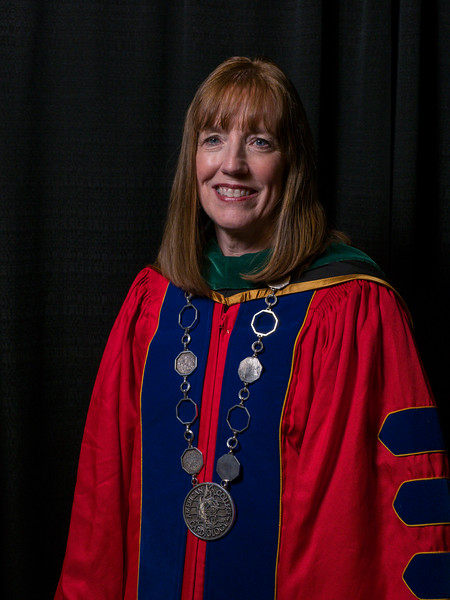 Mary Norine Walsh, MD, MACC Convocation