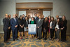 Speakers and Attendees during Leadership Academy Cohort III Meeting and Group Photo