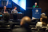 Noel Bairey Merz presents during 18th Annual Maseri-Florio International Keynote