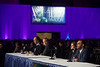 Panelists during Late-Breaking Clinical Trials (LBCT) V: SAFARI-STEM, COACT, TREAT, STOPDAPT2, SMART-CHOICE