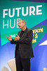Speakers and Attendees during Future Hub Innovation Challenge - Artificial Intelligence