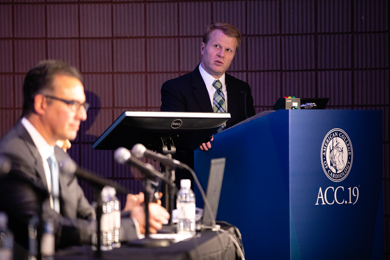 Tait Shanafelt, MD, speaks during 50th Annual Louis F. Bishop Keynote -- Clinician Wellness Intensive I and II