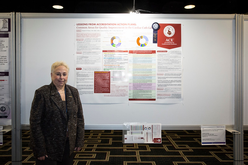 Bonnie Weiner during the ACC Quality Summit
