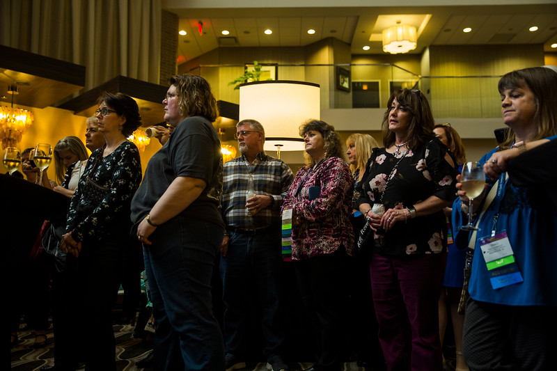 Attendees during the ACC Quality Summit