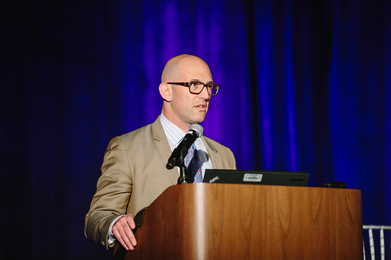 Phillip Levy during the ACC Quality Summit