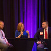 Randy Cash, Therese Vallina, and Brandon Rahn during the ACC Quality Summit
