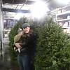 Picking a Christmas Tree - November 2014