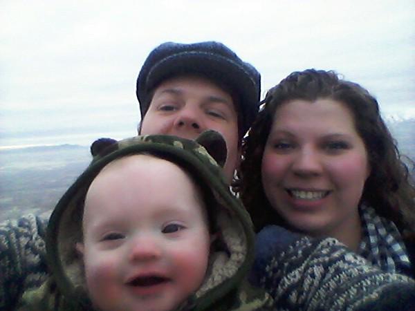 Saturday Hike - January 2015