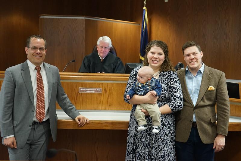 Adoption Finalization - November 2014