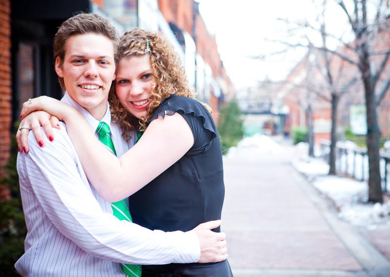 Engagement Photo - February 2009