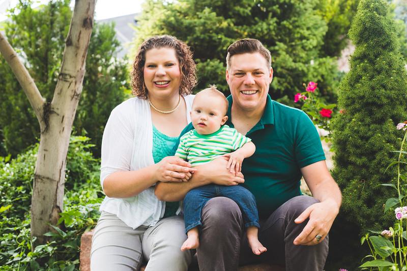 Family Photo - July 2015