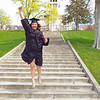 M'Recia College Graduation
