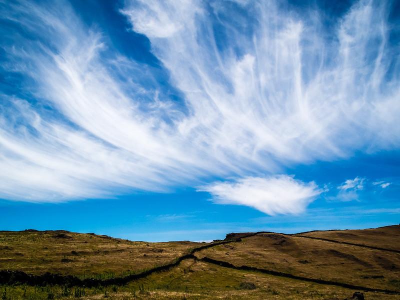 Sky in El Hierro