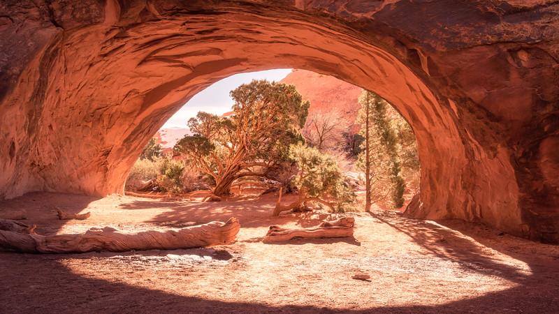 Navajo Arch