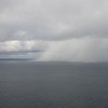 Showers spotted in Chukchi Sea from plane