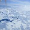 Beaufort Sea ice seen from plane