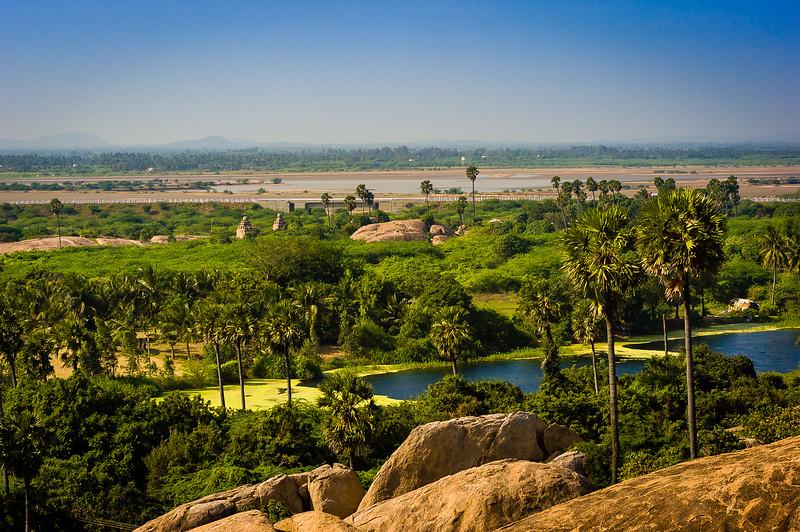 Mamallapuram Landscape
