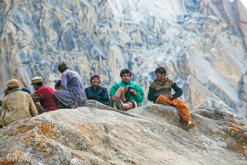 Urdukas Campsite