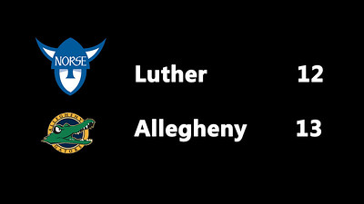 20170320 Luther vs Allegheny