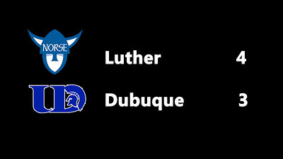 20170512-2 Luther vs Dubuque IIAC